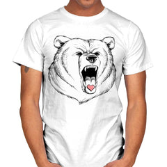 Universal Language Bear Love - Mens - T-Shirts - RIPT Apparel