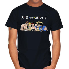Kombat - Mens - T-Shirts - RIPT Apparel