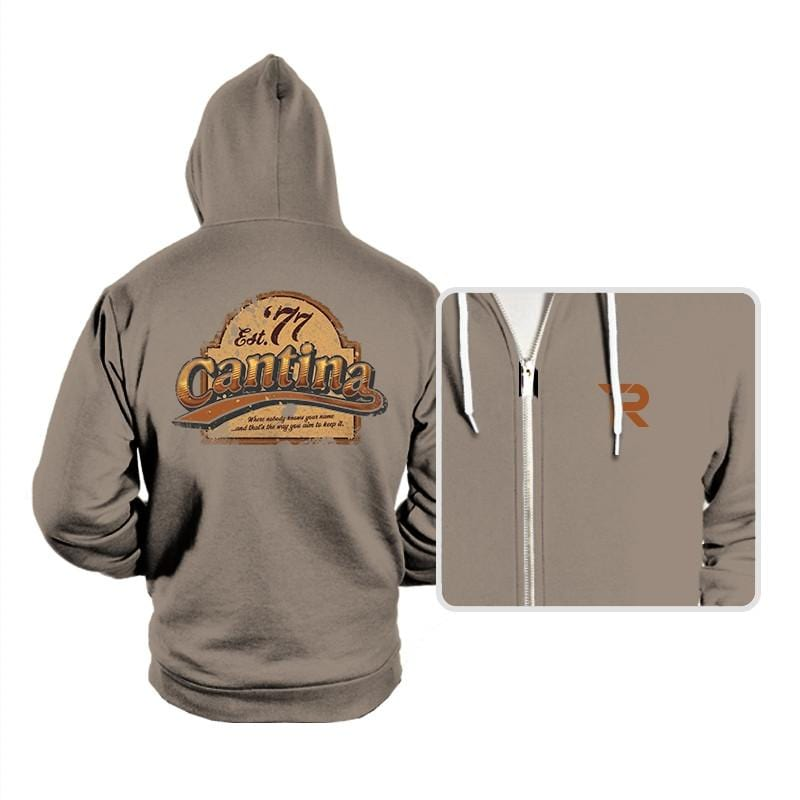 Where Everybody Knows Your Name - Hoodies - Hoodies - RIPT Apparel