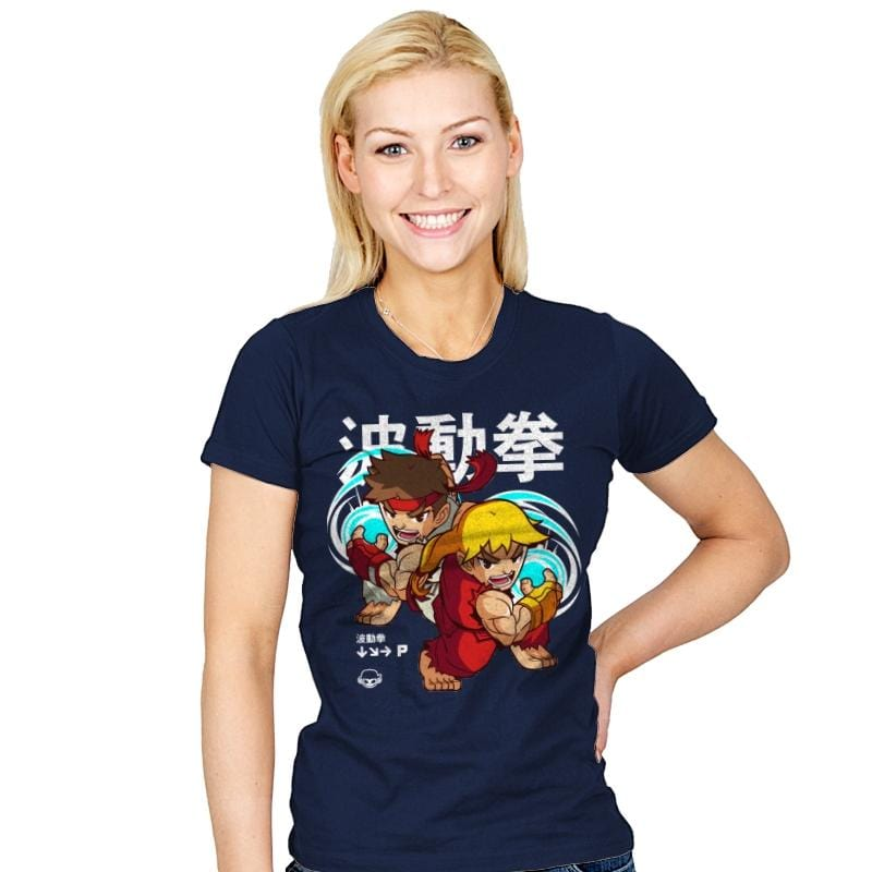 Hadoukawaii - Womens - T-Shirts - RIPT Apparel