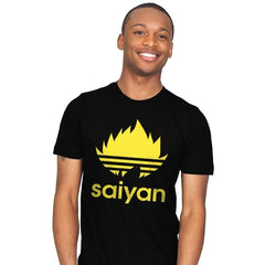 Saiyan - Mens - T-Shirts - RIPT Apparel