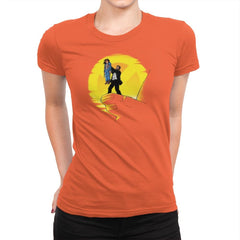 The Wolvie King Exclusive - Womens Premium - T-Shirts - RIPT Apparel