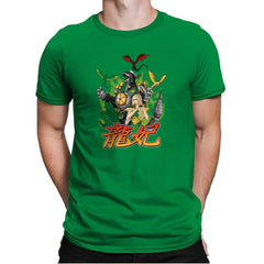 A Song of Zords and Fire Exclusive - Mens Premium - T-Shirts - RIPT Apparel