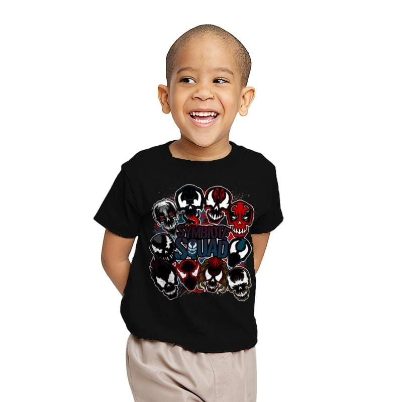 SYMBIOTE SQUAD - Youth - T-Shirts - RIPT Apparel