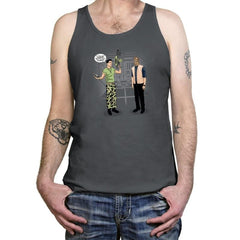 How You Get Aliens - Tanktop - Tanktop - RIPT Apparel