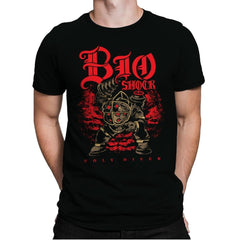 Big Holy Diver - Mens Premium - T-Shirts - RIPT Apparel