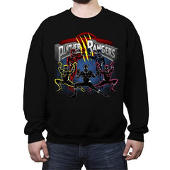 Panther Rangers - Crew Neck Sweatshirt - Crew Neck Sweatshirt - RIPT Apparel
