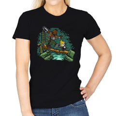 Barret & Cloud - Womens - T-Shirts - RIPT Apparel