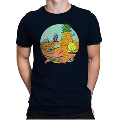 Nautical Nonsense - Mens Premium - T-Shirts - RIPT Apparel