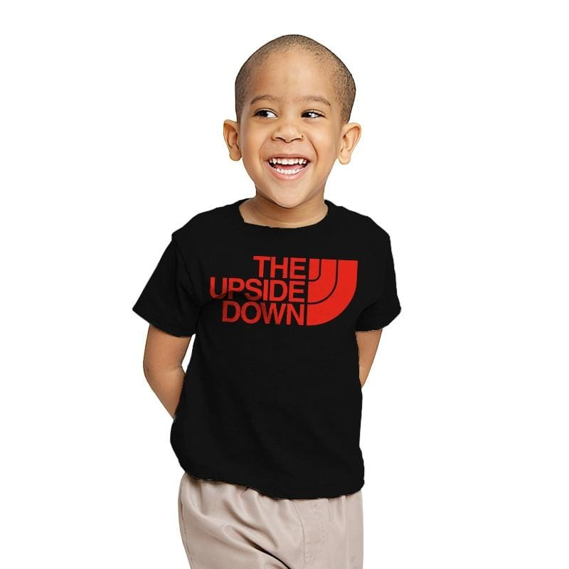 THE UPSIDE DOWN - Youth - T-Shirts - RIPT Apparel