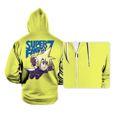 Super Fantasy 7 - Hoodies - Hoodies - RIPT Apparel