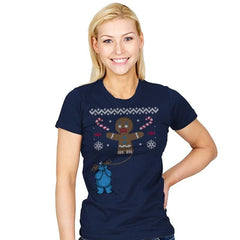 Ugly Cookie! - Womens - T-Shirts - RIPT Apparel