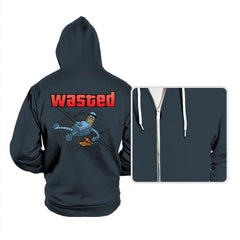 Wasted - Hoodies - Hoodies - RIPT Apparel
