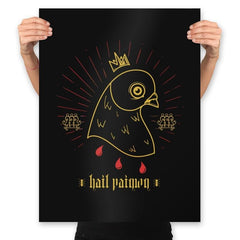 Hail Paimon - Prints - Posters - RIPT Apparel