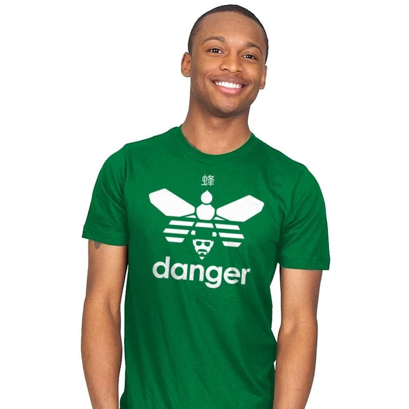 Danger Classic - Mens - T-Shirts - RIPT Apparel