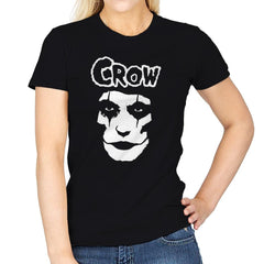 Crowfits - Womens - T-Shirts - RIPT Apparel