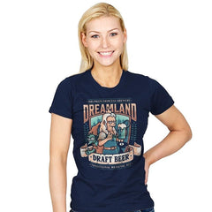 Dreamland Draft - Womens - T-Shirts - RIPT Apparel