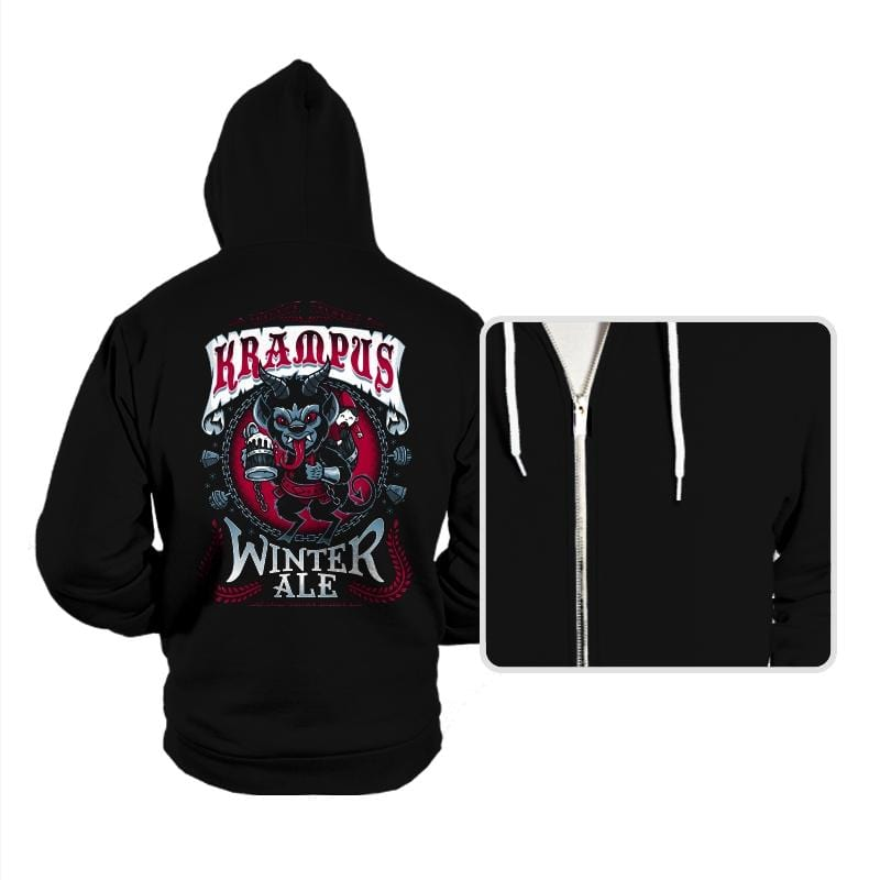 Krampus Winter Ale - Hoodies - Hoodies - RIPT Apparel