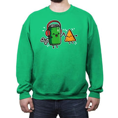 Game Partner - Crew Neck Sweatshirt - Crew Neck Sweatshirt - RIPT Apparel