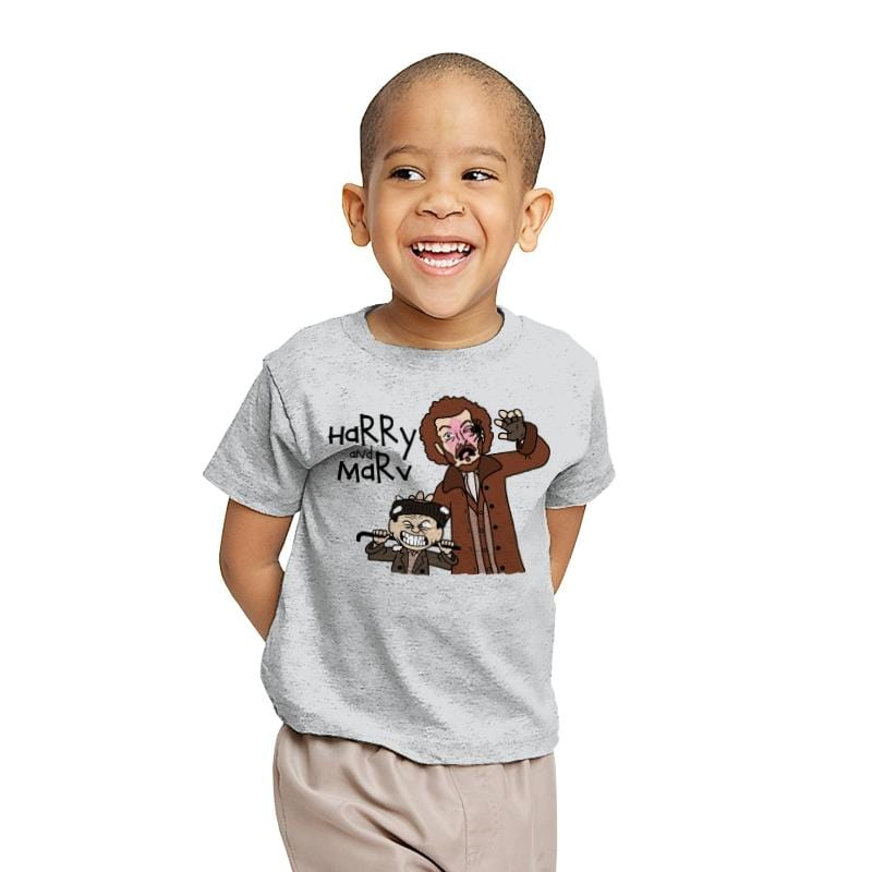 Harry and Marv! - Youth - T-Shirts - RIPT Apparel
