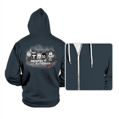Guardians of Authority  - Hoodies - Hoodies - RIPT Apparel