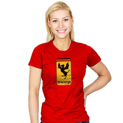 Targaryen Sport Cars - Womens - T-Shirts - RIPT Apparel
