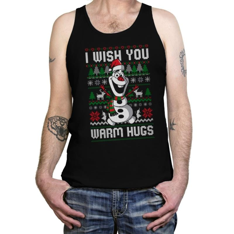 Warm Hugs! - Tanktop - Tanktop - RIPT Apparel
