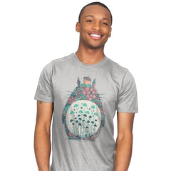 Unexpected Encounter - Mens - T-Shirts - RIPT Apparel