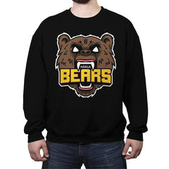 Harga Bears - Crew Neck Sweatshirt - Crew Neck Sweatshirt - RIPT Apparel