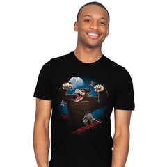 Attack on Ozaru - Mens - T-Shirts - RIPT Apparel