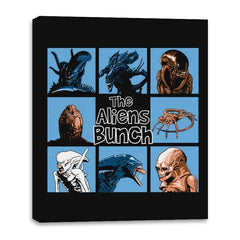 The Aliens Bunch - Canvas Wraps - Canvas Wraps - RIPT Apparel