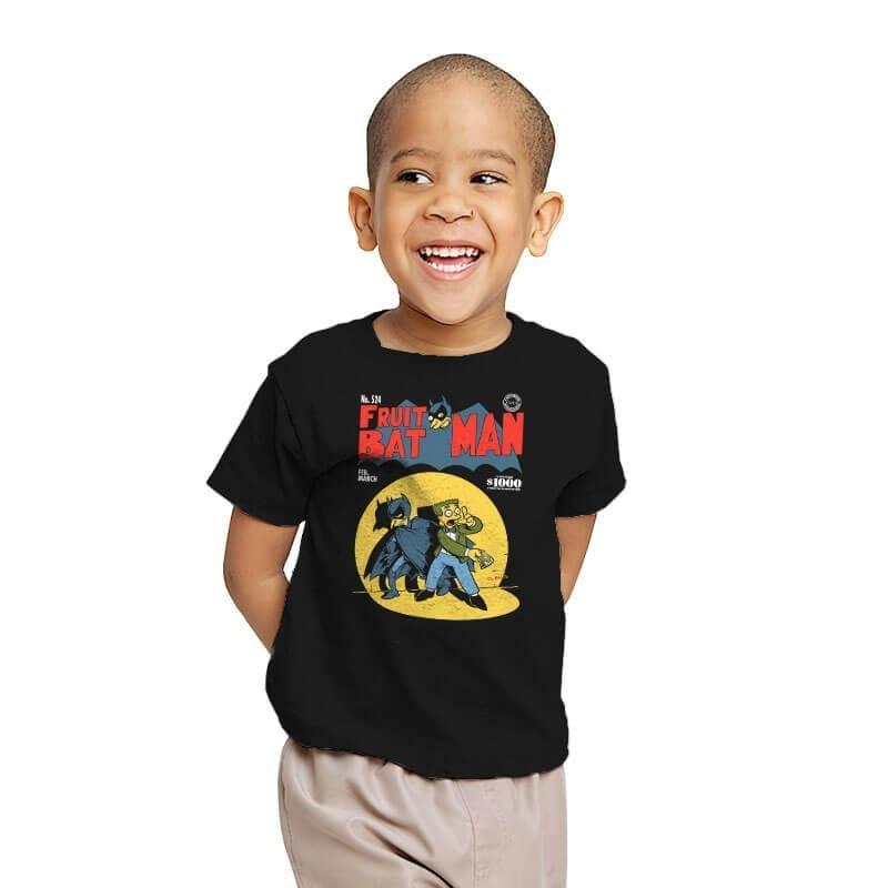 Fruitbat Man - Youth - T-Shirts - RIPT Apparel
