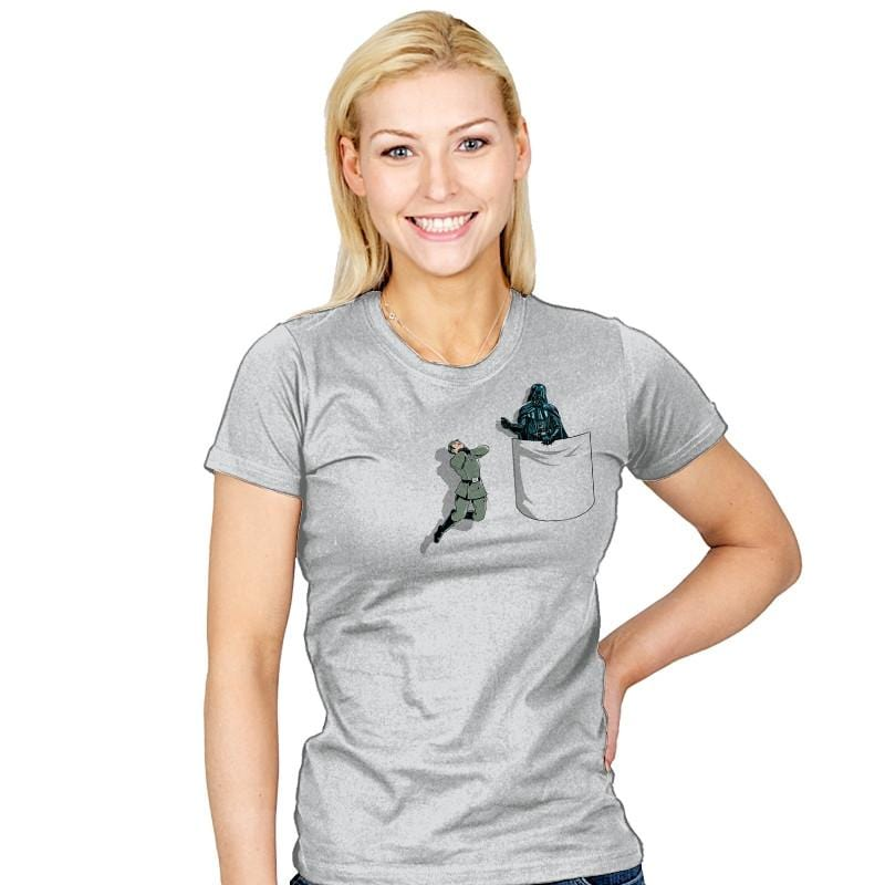 Apology Accepted - Womens - T-Shirts - RIPT Apparel