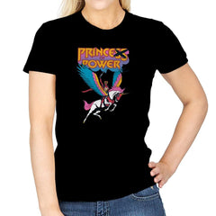 Prince of Power Exclusive - Womens - T-Shirts - RIPT Apparel