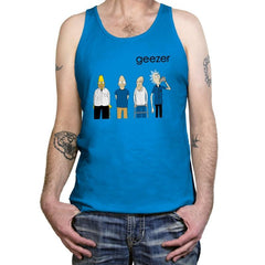 Geezer Exclusive - Tanktop - Tanktop - RIPT Apparel