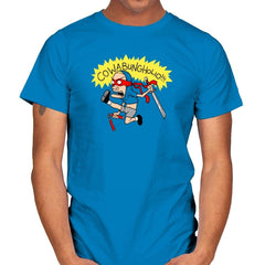 Cowabungholio Exclusive - Mens - T-Shirts - RIPT Apparel