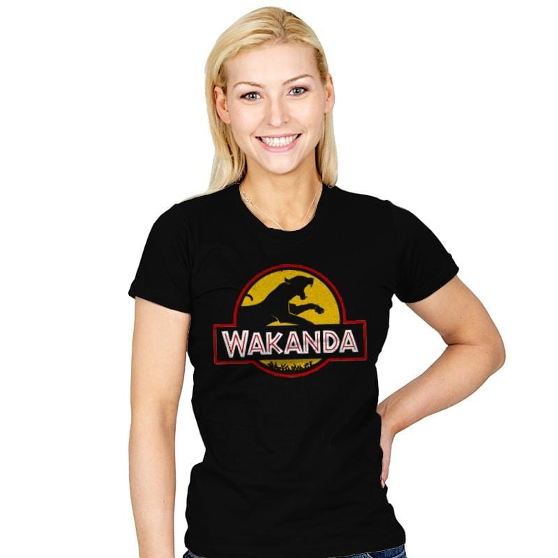 Wakanda Park - Womens - T-Shirts - RIPT Apparel