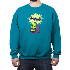 Myaah! Reprint - Crew Neck Sweatshirt - Crew Neck Sweatshirt - RIPT Apparel