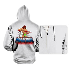 Master of Parts Unknown - Hoodies - Hoodies - RIPT Apparel