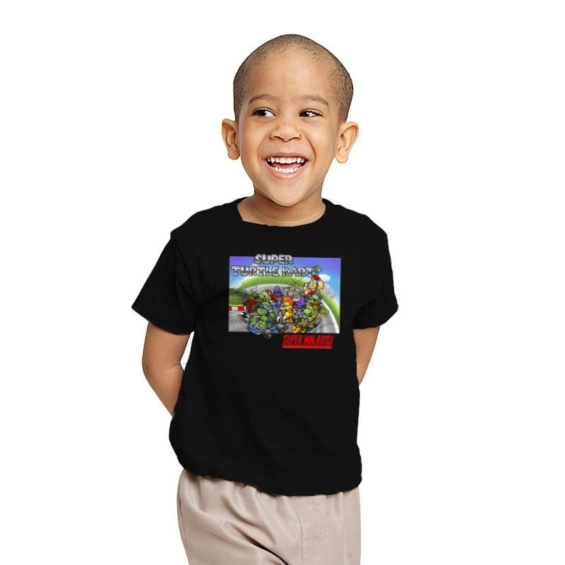 Super Turtle Kart Exclusive - Youth - T-Shirts - RIPT Apparel