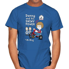 Shiny Danny - Mens - T-Shirts - RIPT Apparel
