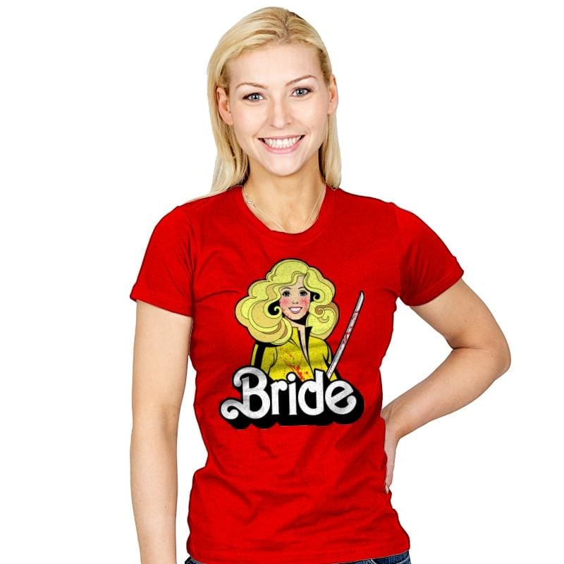 Bride - Womens - T-Shirts - RIPT Apparel