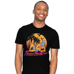 Praise the Summer - Mens - T-Shirts - RIPT Apparel