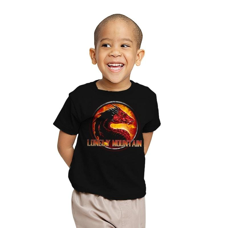 Lonely Mountain - Youth - T-Shirts - RIPT Apparel