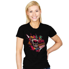 Slash Bandicoot - Womens - T-Shirts - RIPT Apparel