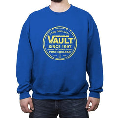 The Original Vault - Crew Neck Sweatshirt - Crew Neck Sweatshirt - RIPT Apparel