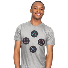 Stay Together - PlayStation - Mens - T-Shirts - RIPT Apparel