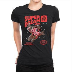 Super Dream Bros - Anytime - Womens Premium - T-Shirts - RIPT Apparel