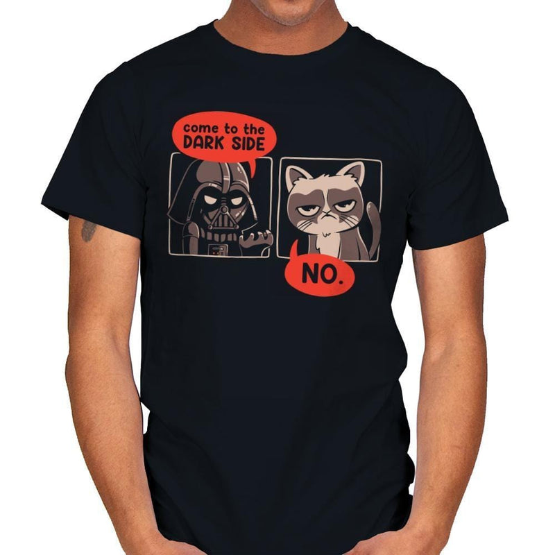 No Thanks - Mens - T-Shirts - RIPT Apparel