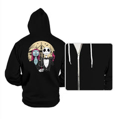 Nightmare Gothic - Hoodies - Hoodies - RIPT Apparel